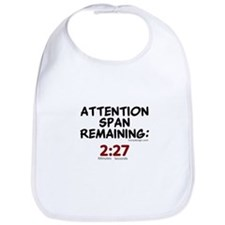 Attention Span Remaining: 2:2 Bib