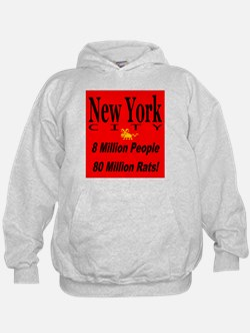 80 Million Rats! Hoodie