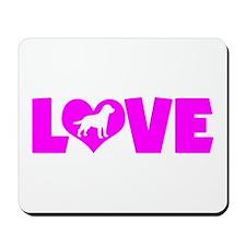 LOVE LAB Mousepad
