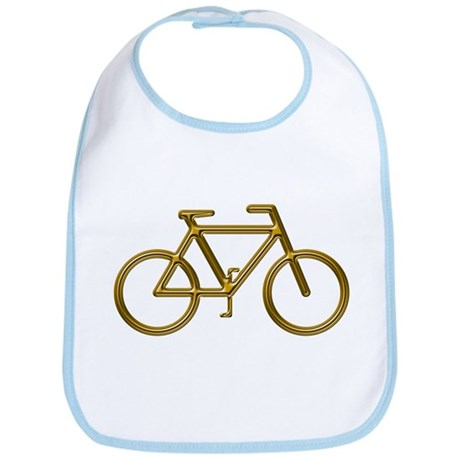 """Bronze Bike"" Bib"