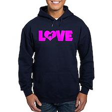 LOVE BOXER Hoodie