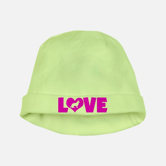LOVE GERMAN SHEPHERD baby hat