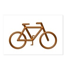 """Copper Bike"" Postcards (Package of 8)"