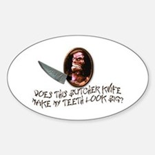 Trilogy of Terror! Decal