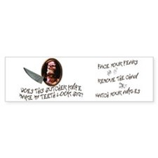 Trilogy of Terror! Bumper Sticker