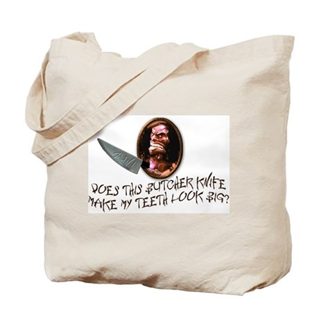 Trilogy of Terror! Tote Bag
