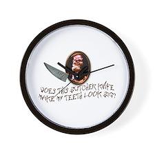 Trilogy of Terror! Wall Clock