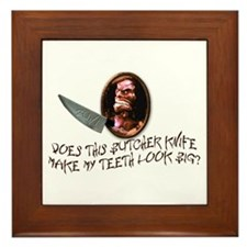 Trilogy of Terror! Framed Tile