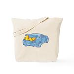 Junk in the Trunk Tote Bag