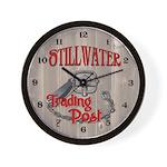 Stillwater Wall Clock