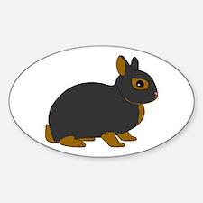 Netherland Dwarf Rabbit Decal