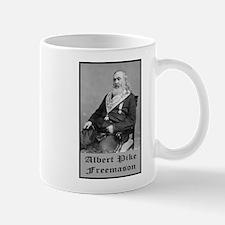 Albert Pike Freemason Mug