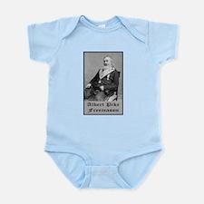 Albert Pike Freemason Infant Bodysuit