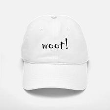 woot! Baseball Baseball Cap