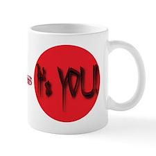 Not PMS Small Mug
