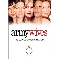 Army Wives: The Complete Fourth Season DVD