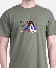 Royal Bitch Sheltie T-Shirt