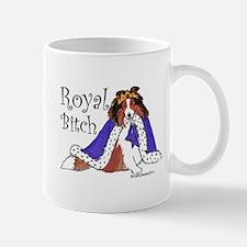 Royal Bitch Sheltie Mug