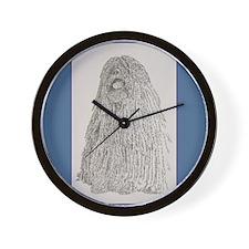 Puli Wall Clock