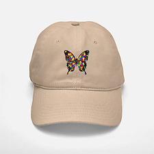 Autism Butterfly Baseball Baseball Cap