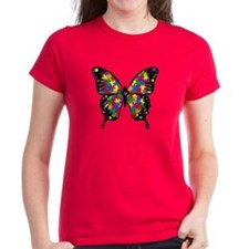 Autism Butterfly Tee