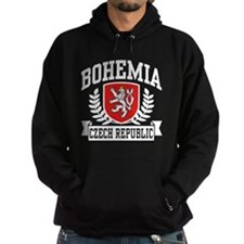 Bohemia Czech Republic Hoodie