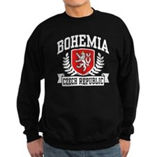 Bohemia Czech Republic Sweatshirt