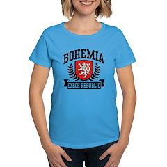 Bohemia Czech Republic Tee