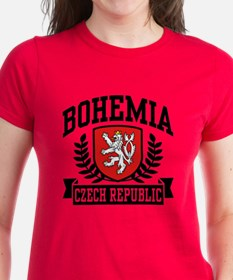 Bohemia Czech Republic Tee