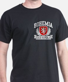Bohemia Czech Republic T-Shirt