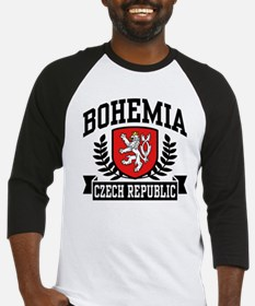 Bohemia Czech Republic Baseball Jersey