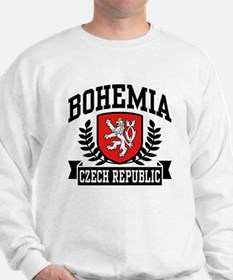 Bohemia Czech Republic Sweatshirt