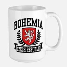 Bohemia Czech Republic Mug