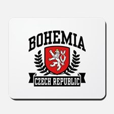 Bohemia Czech Republic Mousepad