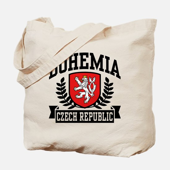 Bohemia Czech Republic Tote Bag