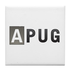 APUG Home and Office Tile Coaster