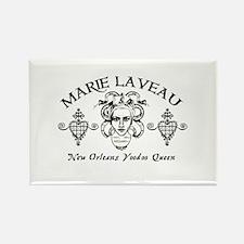 Marie Laveau Rectangle Magnet