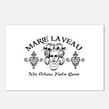 Marie Laveau Postcards (Package of 8)