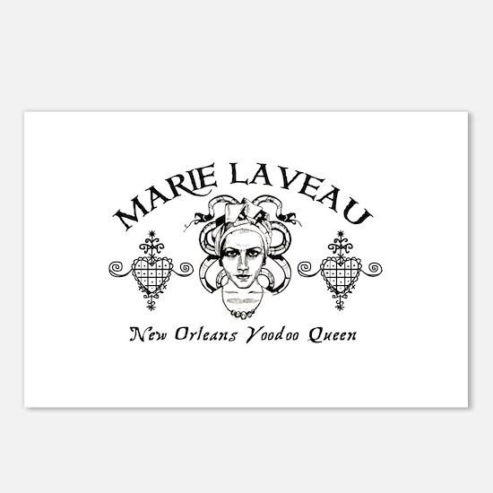Marie Laveau Postcards (Package of 8)