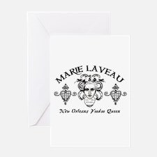 Marie Laveau Greeting Card