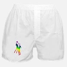 Women's Basketball Boxer Shorts