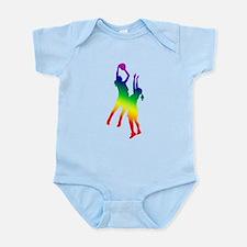 Women's Basketball Infant Bodysuit
