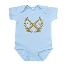 SPQR Roman Republic Infant Bodysuit