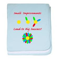 Improvements Success baby blanket