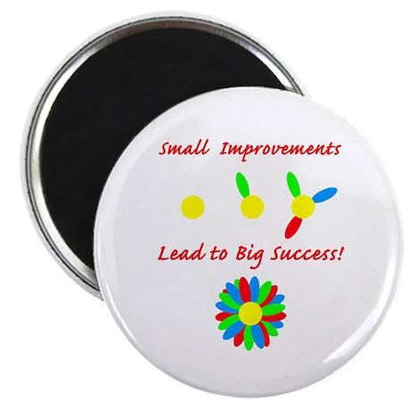 Improvements Success Magnet