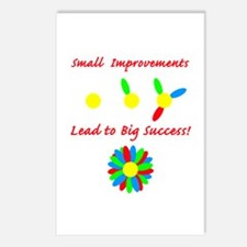 Improvements Success Postcards (Package of 8)