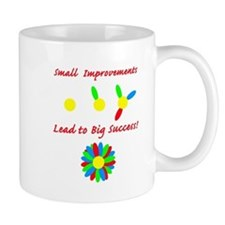Improvements Success Mug