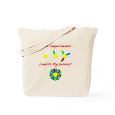 Improvements Success Tote Bag
