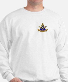 Masonic Past Master w/Square Sweatshirt