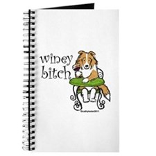 Winey Bitch Sheltie Journal